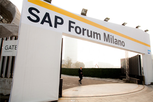 Sap forum milan by imageware